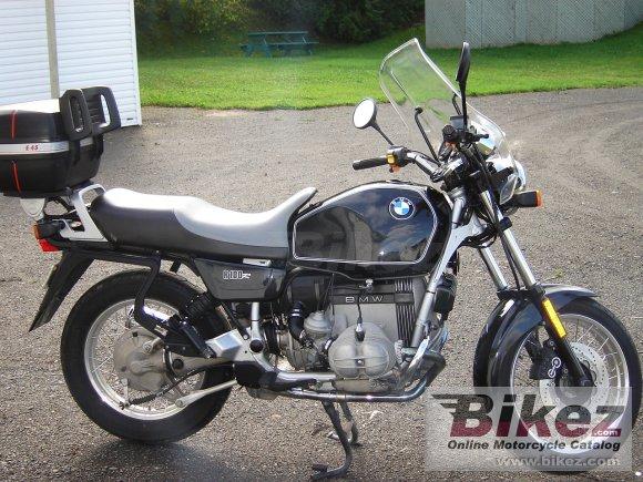 1992 BMW R 100 R