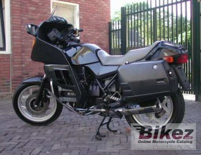1992 bmw k 75 rt specifications and pictures. Black Bedroom Furniture Sets. Home Design Ideas