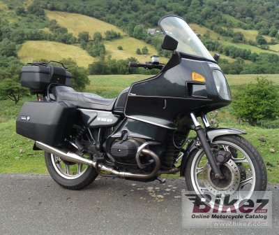 1993 BMW R 80 RT photo