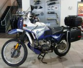 1993 BMW R 100 GS photo