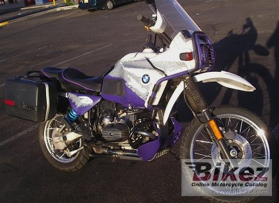 1993 BMW R 100 GS-PD photo