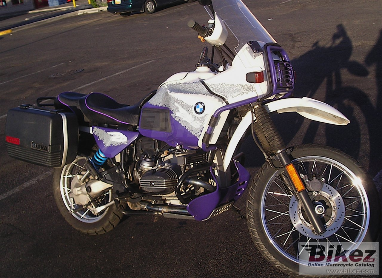 BMW R 100 GS-PD