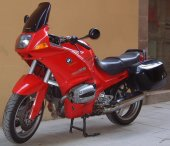 1993 BMW R 1100 RS photo