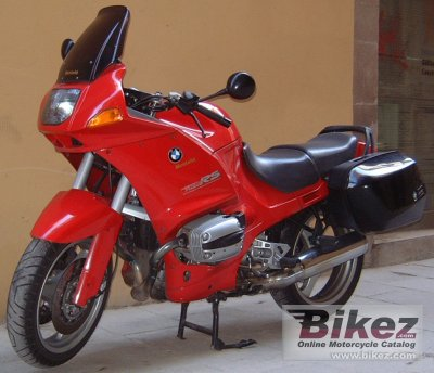 1993 bmw r 1100 rs specifications and pictures. Black Bedroom Furniture Sets. Home Design Ideas