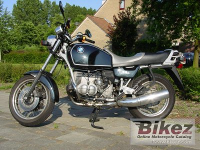 1994 BMW R 80 R Roadster photo