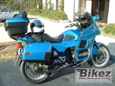 1994 bmw k 1100 lt specifications and pictures. Black Bedroom Furniture Sets. Home Design Ideas
