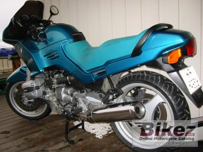 1994 Bmw R 1100 Rs Specifications And Pictures