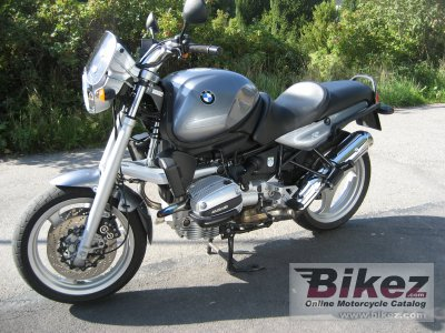 1995 bmw r 1100 r specifications and pictures