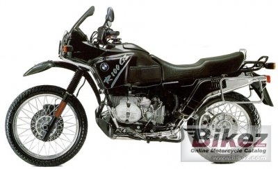 1996 BMW R 100 GS PD Classic photo