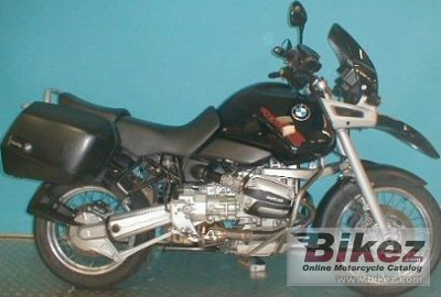 1996 BMW R 1100 GS photo