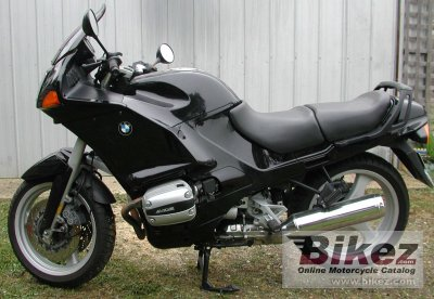 1996 BMW R 1100 RS photo