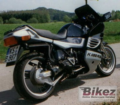 1996 BMW K 1100 RS photo