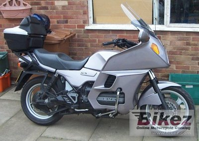 1996 bmw k 1100 lt specifications and pictures. Black Bedroom Furniture Sets. Home Design Ideas