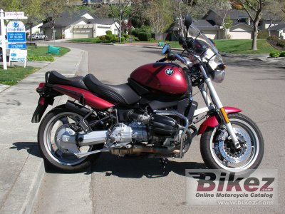 1996 bmw r 850 r specifications and pictures. Black Bedroom Furniture Sets. Home Design Ideas