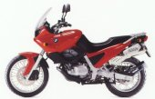 1997 BMW F 650 ST photo