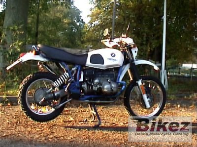 1997 BMW R 80 GS Basic photo
