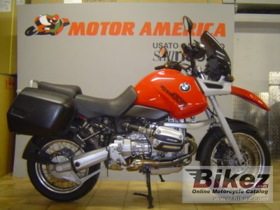 1997 BMW R 1100 GS photo