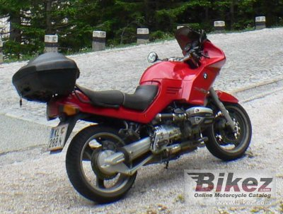 1997 BMW R 1100 RS photo