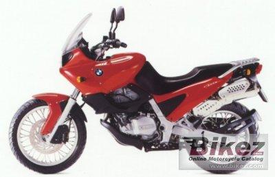 1997 BMW F 650 ST