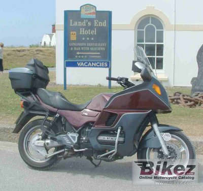 1997 bmw k 1100 lt highline specifications and pictures