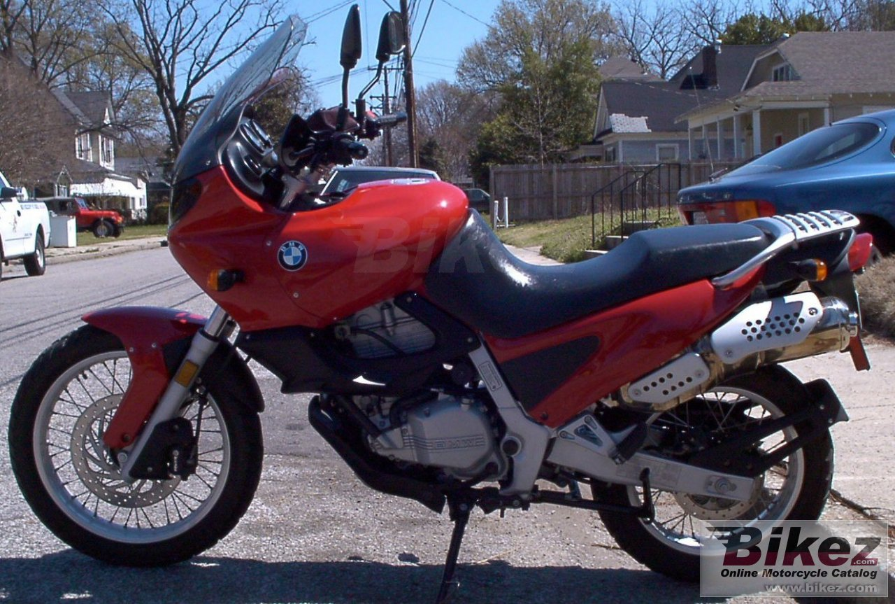 Big Skip Fogarty f 650 picture and wallpaper from Bikez.com