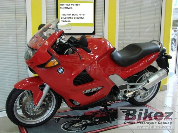1999 BMW K 1200 RS photo
