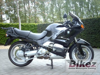 1999 BMW R 1100 RS photo