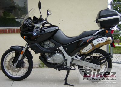 1999 bmw f 650 specifications and pictures