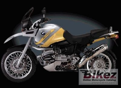 1999 Bmw R 1100 Gs Specifications And Pictures