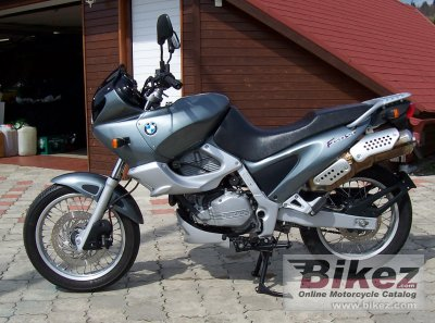 2000 BMW F 650 ST Strada photo