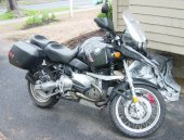 2000 BMW R 1150 GS photo