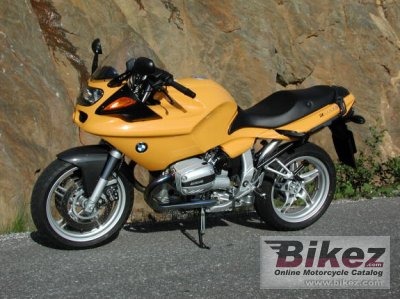 2000 Bmw R 1100 R Specifications And Pictures
