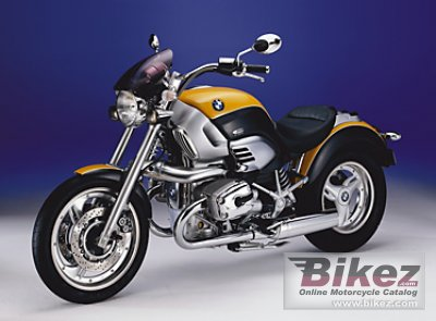 2001 BMW R 1200 Independent photo