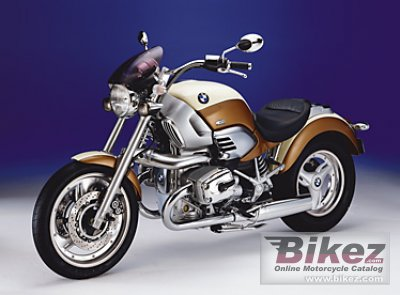 2001 BMW R 1200 Independent
