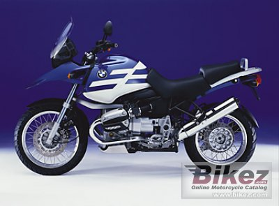 2001 BMW R 1150 GS photo