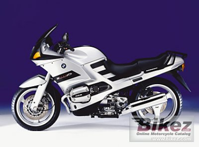2001 BMW R 1100 RS photo