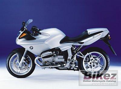 2001 BMW R 1100 S