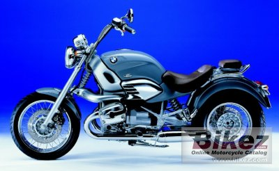 2001 BMW R 850 C Classic photo