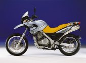 2001 BMW F 650 GS photo