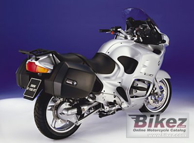 2001 BMW R 1150 RT photo