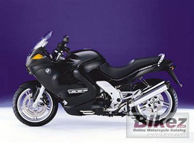 2001 Bmw K 1200 Rs Specifications And Pictures