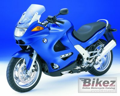 2002 BMW K 1200 RS photo