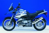 2002 BMW R 1150 GS photo
