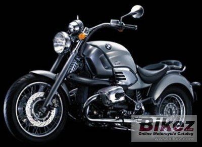 2002 BMW R 850 Avantgarde C photo