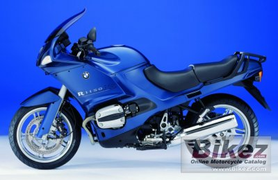 2002 BMW R 1150 RS photo