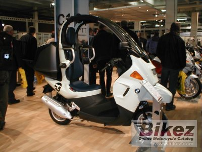 2002 Bmw C1 125 Specifications And Pictures