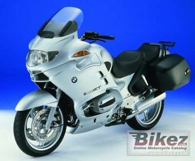 2002 BMW R 1150 RT specifications and pictures