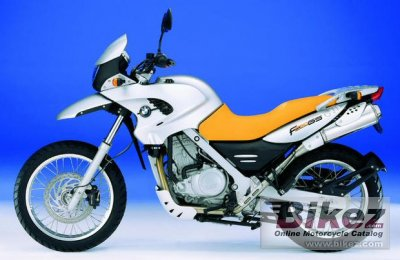 2003 BMW F 650 GS photo