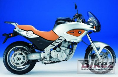 2003 BMW F 650 CS photo
