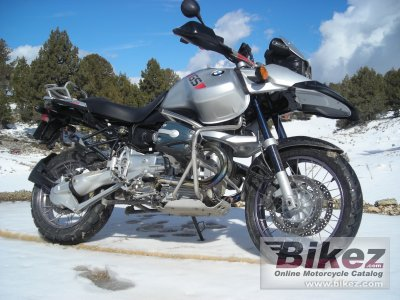 2003 BMW R 1150 GS Adventure photo